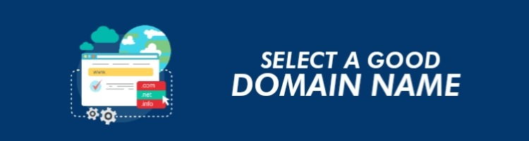 Select A Good Domain Name For Your Blog