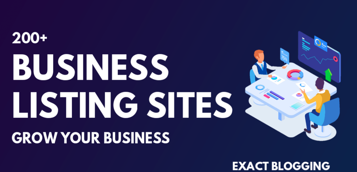 201+ Business Listing Sites To List Your Local Business