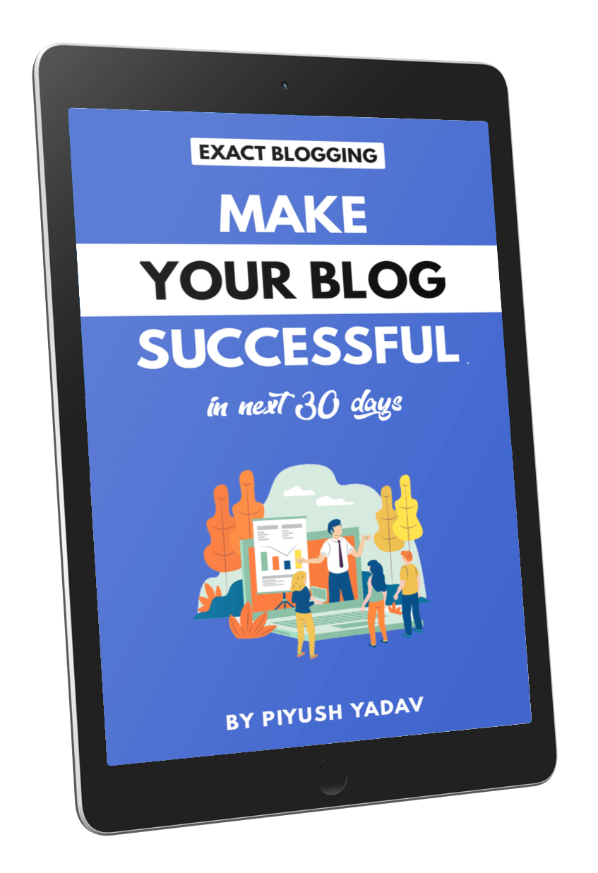 30 Days Blogging Mastery